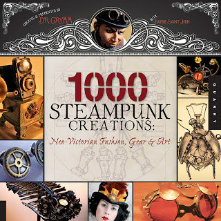 1000 STEAMPUNK CREATIONS (SOLD OUT)