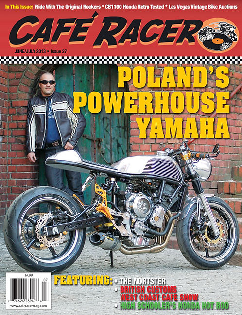 CAFE RACER - ISSUE 27