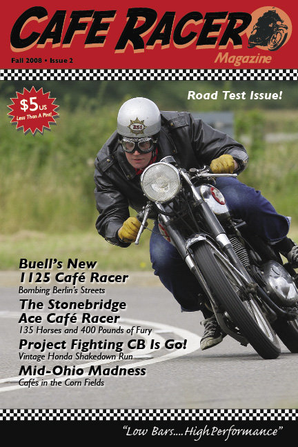 CAFE RACER - ISSUE 2