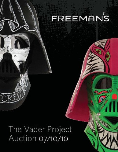 THE VADER PROJECT: AUCTION CATALOGUE