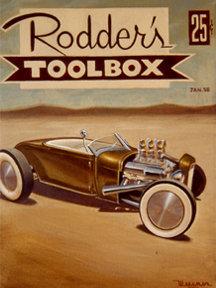 RODDER'S TOOLBOX - KEITH WEESNER