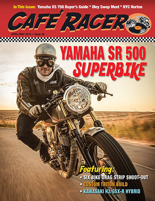 CAFE RACER - ISSUE 26