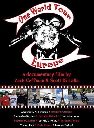 ONE WORLD TOUR: EUROPE