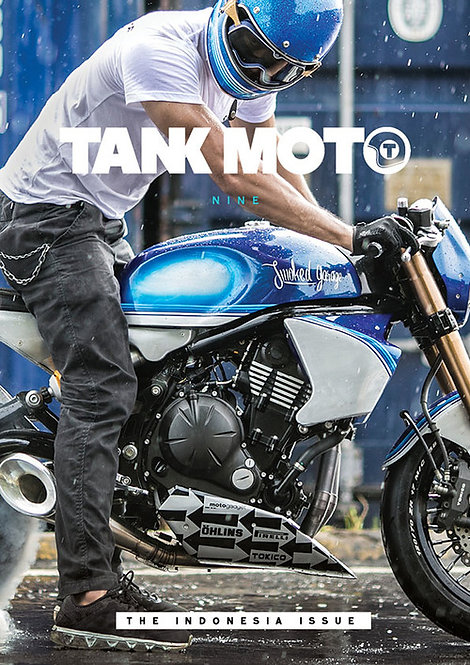 TANK MOTO - ISSUE 9