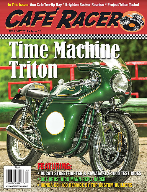 CAFE RACER - ISSUE 32