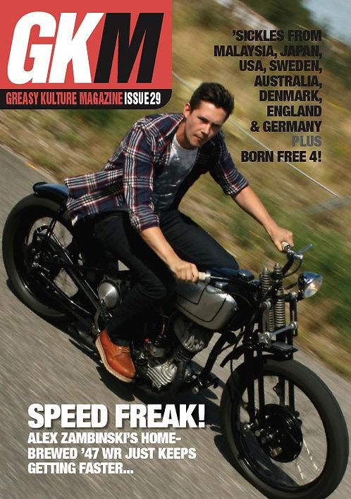 GKM - ISSUE 29