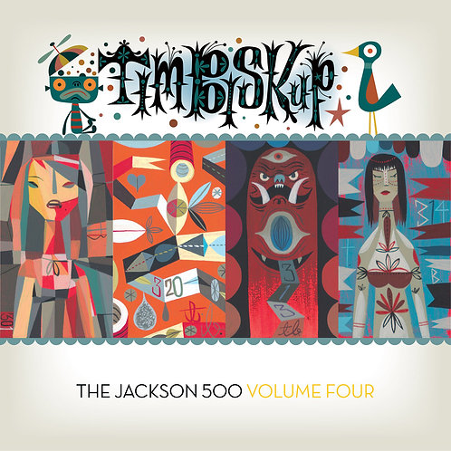 THE JACKSON 500: VOLUME FOUR