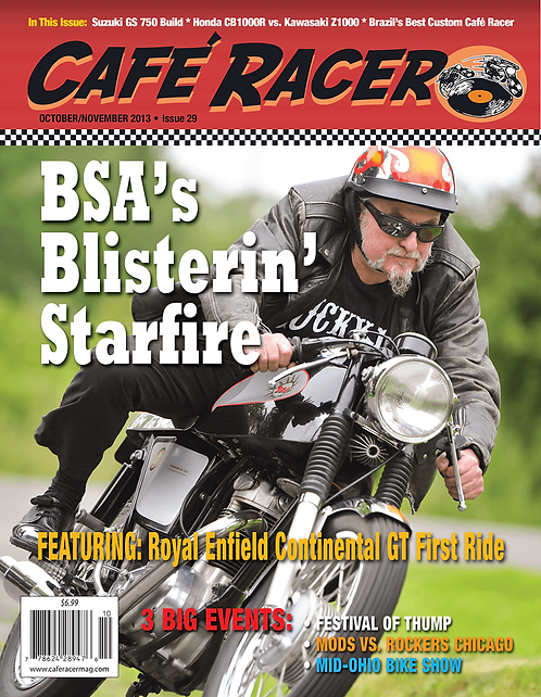 CAFE RACER - ISSUE 29