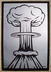 MUSHROOM CLOUD - MAX GRUNDY
