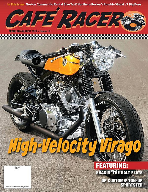 CAFE RACER - ISSUE 19