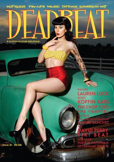 DEADBEAT - ISSUE 21