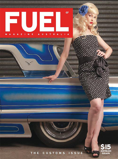 FUEL - ISSUE 7