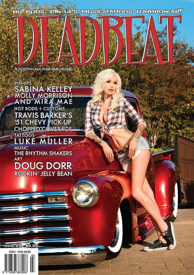DEADBEAT - ISSUE 28