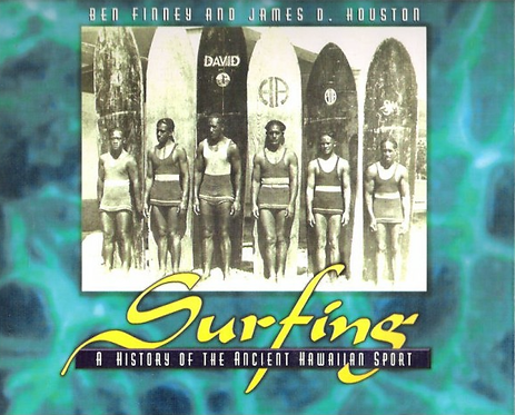 SURFING: A HISTORY OF THE ANCIENT HAWAIIAN SPORT