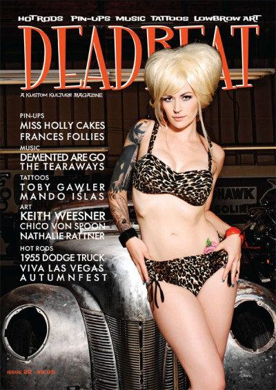 DEADBEAT - ISSUE 22