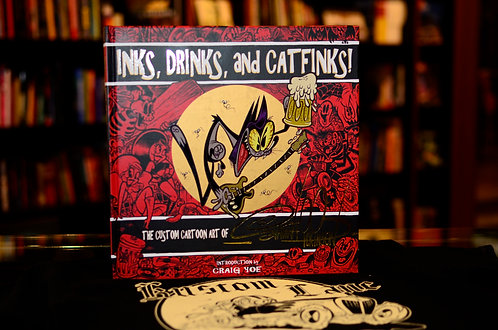 INKS, DRINKS, AND CATFNKS!