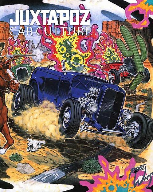 JUXTAPOZ CAR KULTURE
