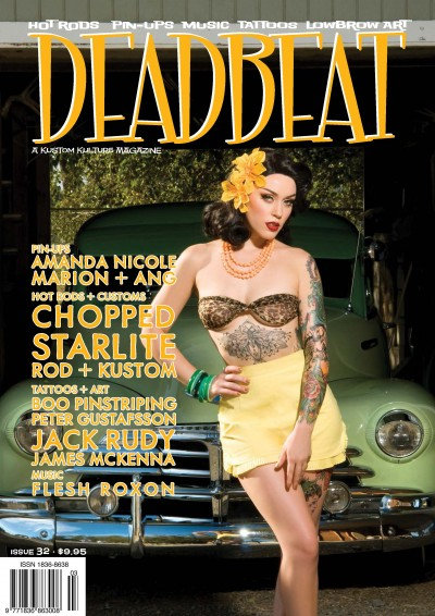 DEADBEAT - ISSUE 32