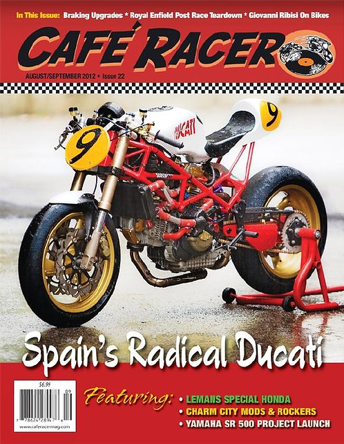 CAFE RACER - ISSUE 22