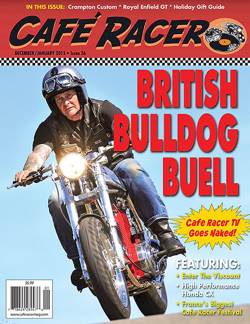 CAFE RACER - ISSUE 36