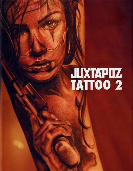 JUXTAPOZ TATTOO #2