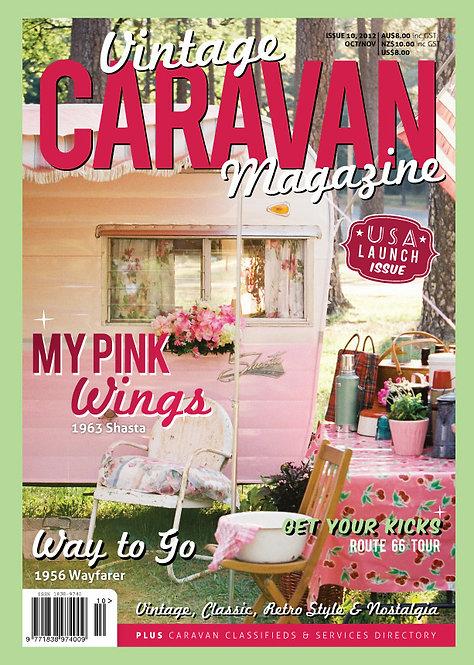VINTAGE CARVAN - ISSUE 10
