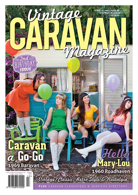 VITNAGE CARAVAN - ISSUE 13