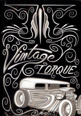VINTAGE TORQUE V2 **LAST ONE**