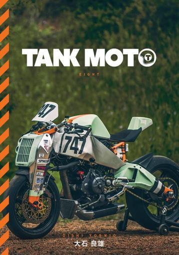 TANK MOTO - ISSUE 8