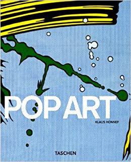 POP ART, TASCHEN