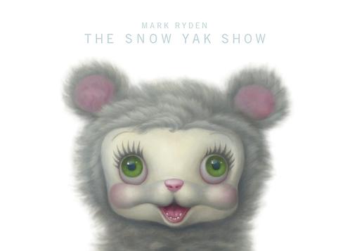 MARK RYDEN: THE SNOW YAK SHOW