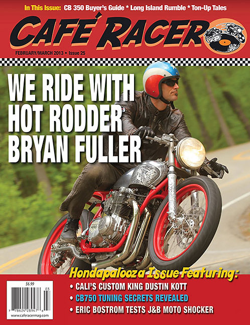 CAFE RACER - ISSUE 25