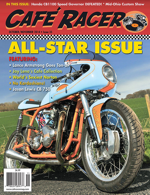 CAFE RACER - ISSUE 35