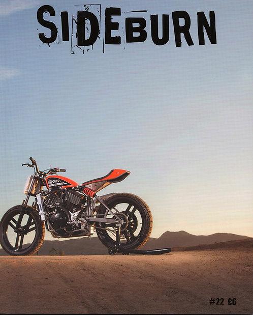 SIDEBURN - ISSUE 22