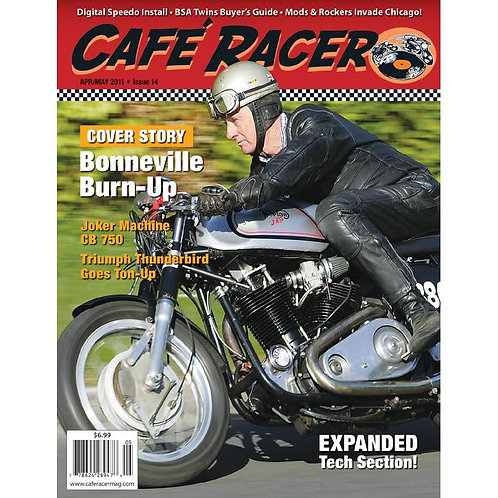 CAFE RACER - ISSUE 14