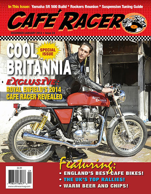 CAFE RACER - ISSUE 24