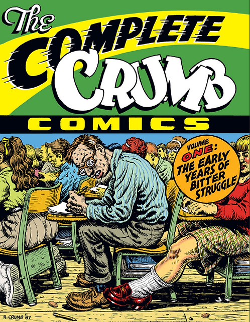 THE COMPLETE CRUMB VOL 1