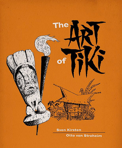 THE ART OF TIKI BOOK