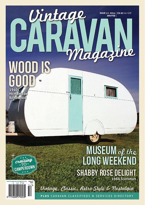 VINTAGE CARAVAN - ISSUE 17