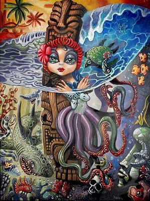 THE SEA WITCH - BRAD PARKER