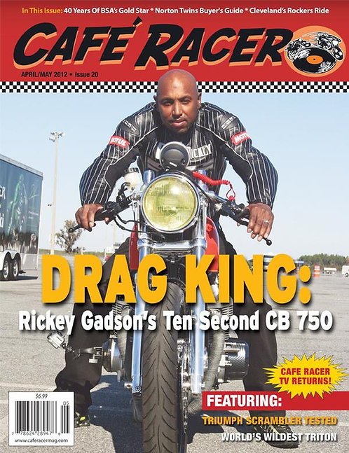 CAFE RACER - ISSUE 20