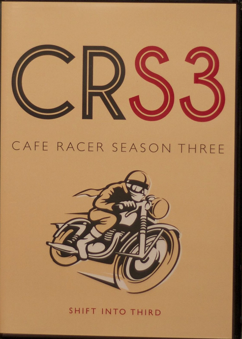 CAFÉ RACER - SEASON 3 (SHIFT INTO THIRD)