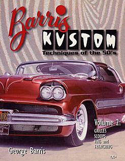 BARRIS KUSTOM TECHNIQUES OF THE 50'S V2