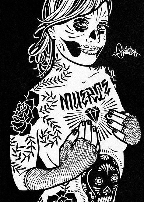 MUERTE (MIKE GIANT)