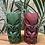 Thumbnail: MOW-MOW TIKI MUG (GREEN & RED)