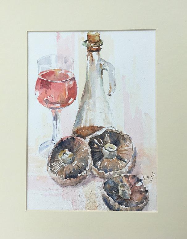 Mushrooms and Wine.JPEG