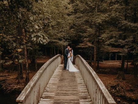 Tori & Paul // DIY Wedding // Atlanta Wedding Photographer