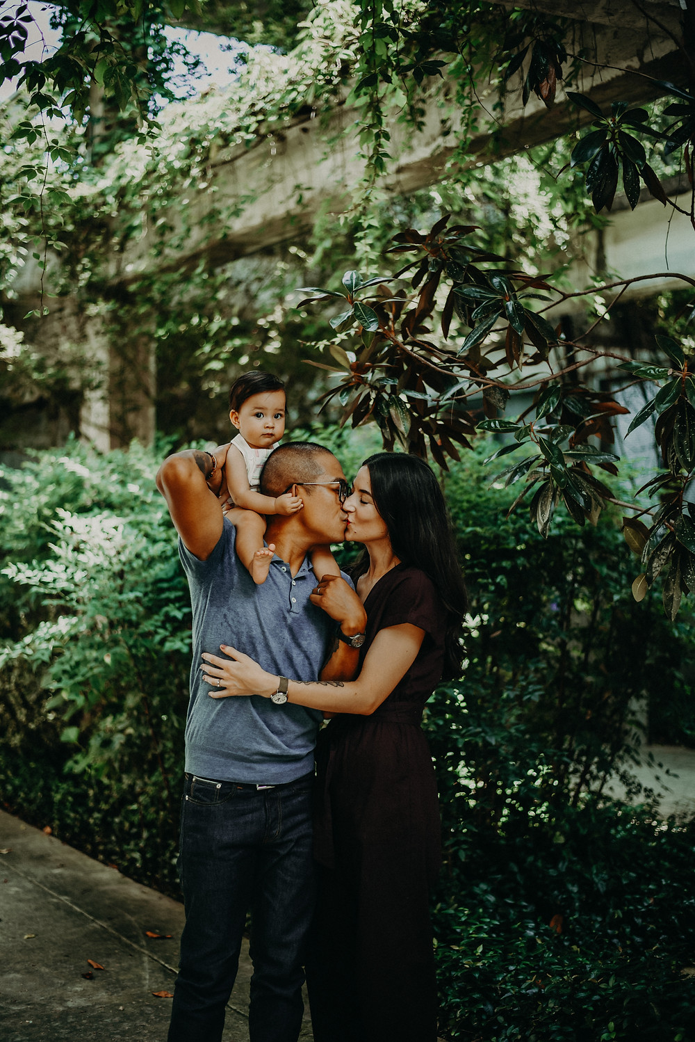 beautiful family photography session