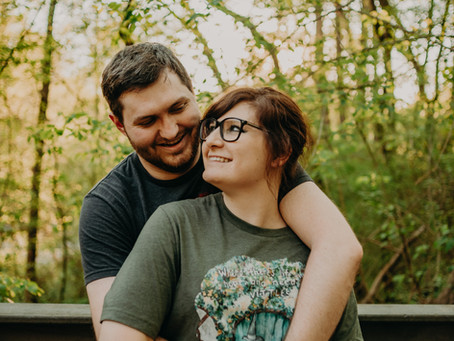 Rebecca & Jeffrey // Geek Love // Atlanta Wedding Photographer