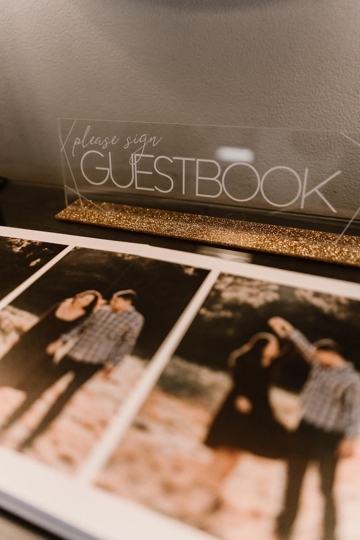 wedding guestbook